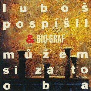 Luboš Pospíšil, Bio-Graf 歌手頭像