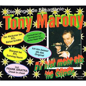 Tony Marony, Frank Sinatra 歌手頭像