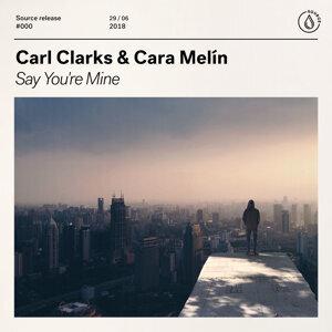 Carl Clarks & Cara Melín Artist photo