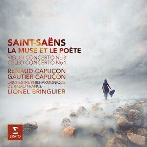 Renaud Capuçon, Gautier Capuçon, Lionel Bringuier, Orchestre Philharmonique de Radio France 歌手頭像