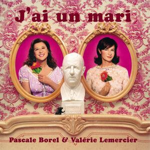 Pascale Borel & Valérie Lemercier