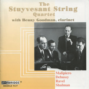 The Stuyvesant String Quartet