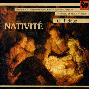 Gil Pidoux, Ensemble Ars Antiqua, Petit Chœur du Collège de Montreux 歌手頭像