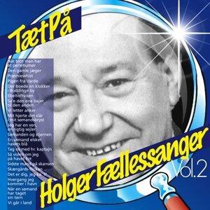 """Holger """"Fællessanger"""" Hansen 歌手頭像"""