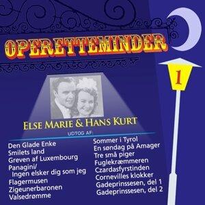 Else Marie og Hans Kurt 歌手頭像
