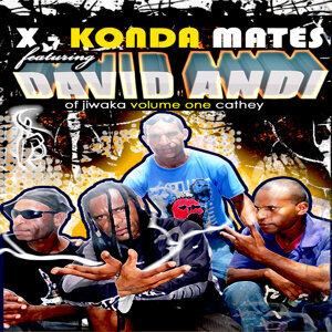 X - KONDA MATES 歌手頭像