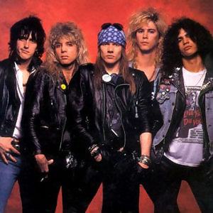 Guns N' Roses (槍與玫瑰合唱團) 歌手頭像