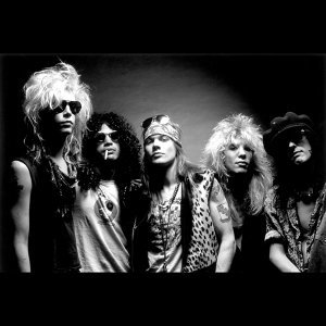 Guns N' Roses (槍與玫瑰合唱團)