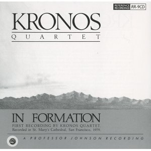 Kronos Quartet (克羅諾斯四重奏團) 歌手頭像
