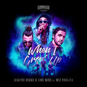 Dimitri Vegas & Like Mike, Wiz Khalifa Artist photo