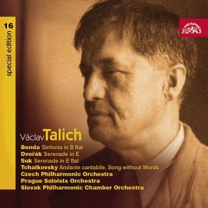 Václav Talich, Czech Philharmonic, Prague Soloists Orchestra, Chamber Orchestra Slowak Philharmonie 歌手頭像
