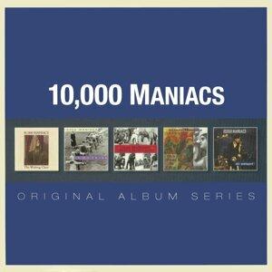 10,000 Maniacs 歌手頭像