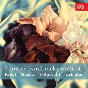 Antonín Kincl, Milivoj Uzelac, Zdeněk Folprecht, Rudolf Urbanec, Film Symphony Orchestra 歌手頭像