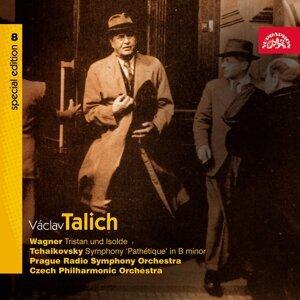 Václav Talich, Prague Radio Symphony Orchestra, Czech Philharmonic 歌手頭像