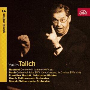 František Hanták, Sviatoslav Richter, Václav Talich, Czech Philharmonic, Slovak Philharmonic Orchestra 歌手頭像