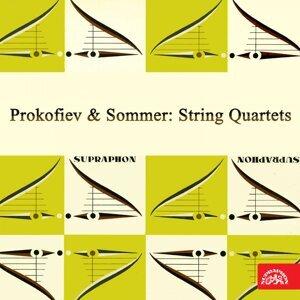 Beethoven State String Quartet, Smetana Quartet 歌手頭像