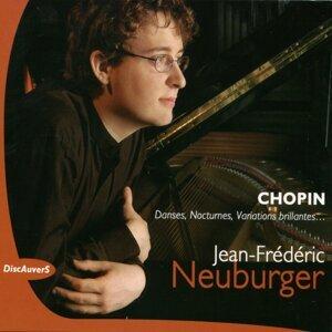 Jean Frédéric Neuburger 歌手頭像
