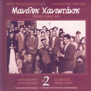 Manolis Chaniotakis 歌手頭像