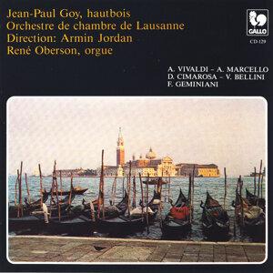 Jean-Paul Goy, Orchestre de Chambre de Lausanne, Armin Jordan & René Oberson 歌手頭像