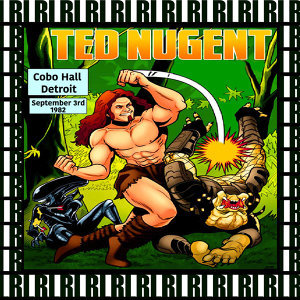 Ted Nugent 歌手頭像