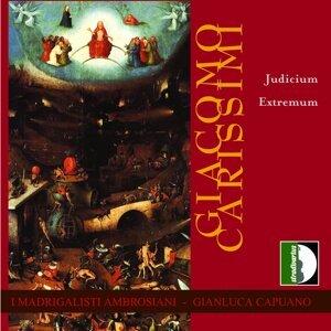 I Madrigalisti Ambrosiani, Gianluca Capuano 歌手頭像