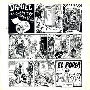 Daniel y la Quartet de Baño Band