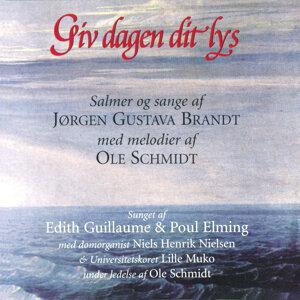 Jørgen Gustava Brandt 歌手頭像