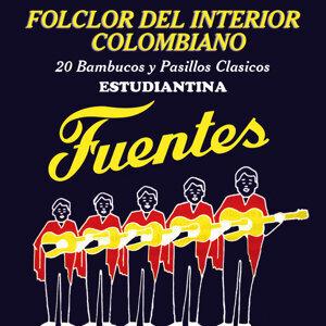 Estudiantinas Fuentes, América y Santander 歌手頭像