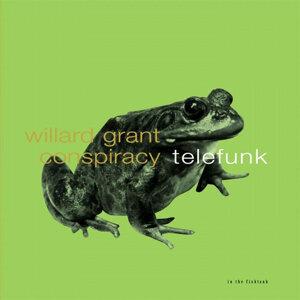 WILLARD GRANT CONSPIRACY, TELEFUNK 歌手頭像