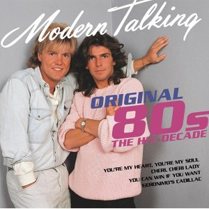 Modern Talking(摩登語錄合唱團) 歌手頭像