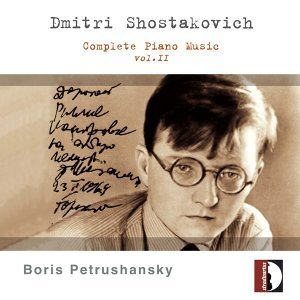 Boris Petrushansky 歌手頭像