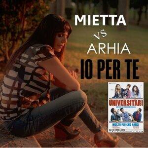 Mietta, Arhia 歌手頭像