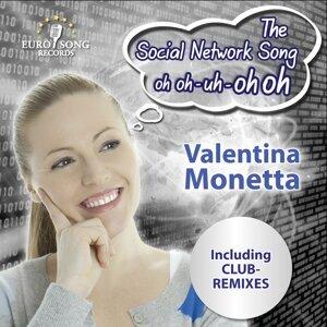 Valentina Monetta 歌手頭像
