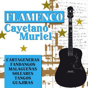 Cayetano Muriel 歌手頭像