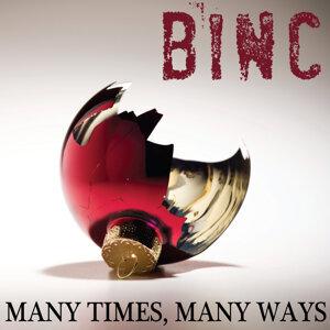 BINC 歌手頭像