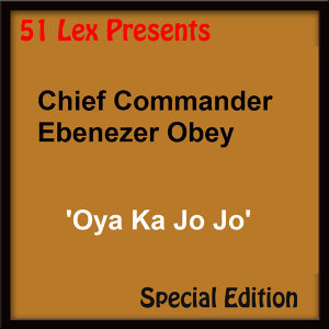 Chief Commander Ebenezer Obey 歌手頭像