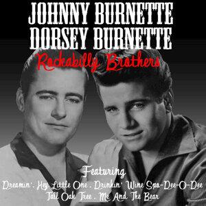 Johnny Burnette Trio 歌手頭像