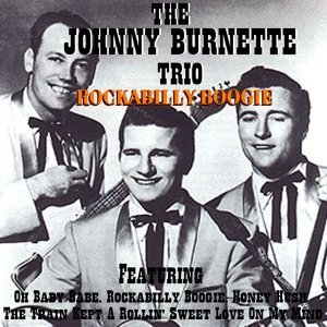 Johnny Burnette Trio 歌手頭像