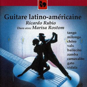 Ricardo Rubio & Marisa Rostom 歌手頭像