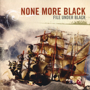 None More Black 歌手頭像