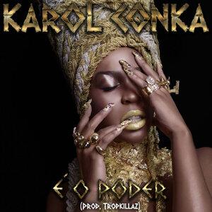 Karol Conka 歌手頭像