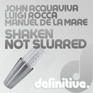 John Acquaviva, Manuel De La Mare, Luigi Rocca 歌手頭像
