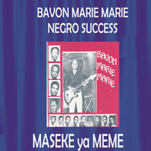 Bavon Marie Marie Negro Success 歌手頭像