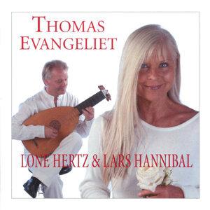 Lone Hertz, Lars Hannibal 歌手頭像
