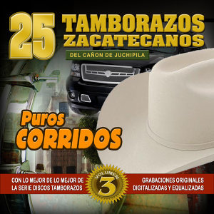 25 Tamborazos Zacatecanos 歌手頭像