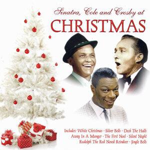 Frank Sinatra | Nat King Cole | Bing Crosby 歌手頭像