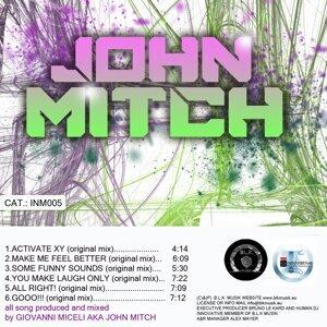 John Mitch 歌手頭像