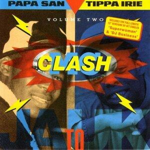 Papa San VS Tippa Irie 歌手頭像