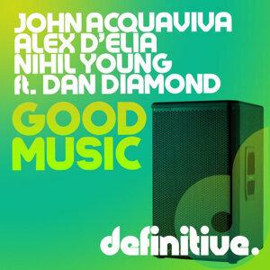 Dan Diamond, John Acquaviva, Alex D'Elia, Nihil Young 歌手頭像