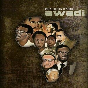 Didier Awadi 歌手頭像